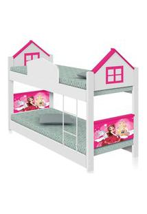 Beliche Infantil Casa Princesa Casah