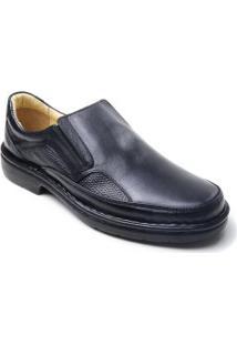Sapato Pipper Sem Cadarço Softness Antitensor