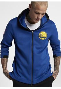 b16dd85d2 Jaqueta Nike Golden State Warriors Therma Flex Showtime Masculina