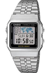 Relógio Feminino Vintage Digital Fashion Casio A500Wa-1Df