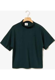 Camiseta Polo Lacoste Live Feminina - Feminino