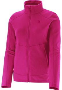 Jaqueta Fleece Polar Fem - Salomon
