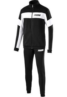 Agasalho Puma Rebel Sweat Suit Masculino - Masculino