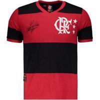 def115ee1a Camisa Flamengo Retrô Libertadores Adílio Masculina - Masculino