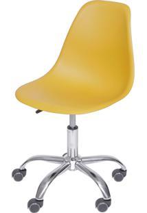 Cadeira Dkr Base Rodízio Ordesign