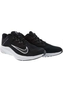 Tênis Nike Quest 3 Esportivo Masculino Preto Preto