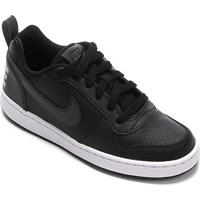 af78b95fab Tênis Infantil Nike Court Borough Low Sl Gs - Masculino-Preto