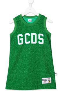 Gcds Kids Regata Com Brilho No Logo - Verde