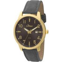 39ff50e6b36 Relógio Dumont Analogico Feminino Du2035Lmv 4K - Unissex-Preto