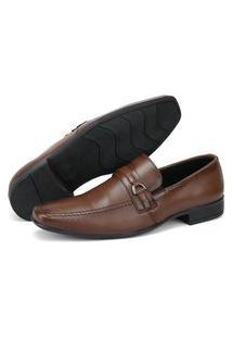 Sapato Masculino San Lorenzo Social Cappucino