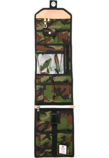 As2Ov Organizador De Bolsa Cordura Wall Pocket S - Verde