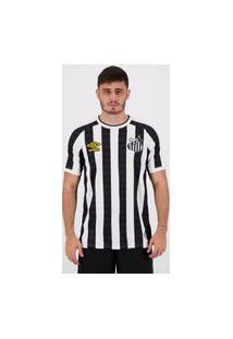 Camisa Umbro Santos Ii 2021 N°10