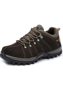 Bota Adventure Cano Baixo Macboot Uirapuru 01 Babaçu