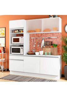 Cozinha Compacta Linea 6 Pt 1 Gv Branca