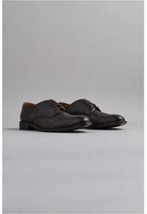 Sapato Nova Iorque Oficina - Masculino-Marrom