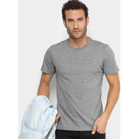 Camiseta Jeans Lacoste Masculina Shoes4you