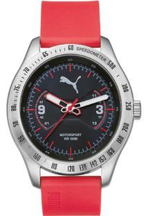 51e7f0f1b35 Relógio Puma - Masculino-Vermelho