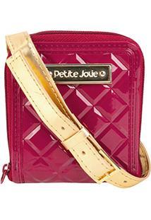 Bolsa Petite Jolie Pochete Pocket Matelassê - Feminino
