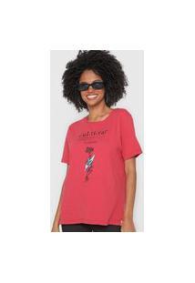 Camiseta Cantão Cultivar Vermelha