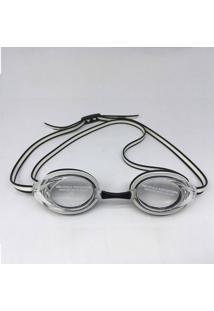 3fe9bcaa5 Óculos De Natação Speedo Champ Preto Cristal