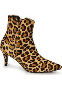 Ankle Boots Lara Onça Color