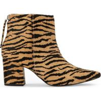 bea10000f Bota Cano Curto Ziper feminina | Shoes4you
