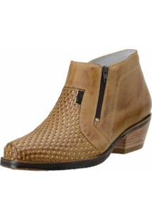 Bota Fourcountry Country Bege
