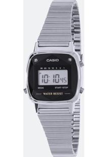 Relógio Feminino Casio La670Wad-1Df Digital