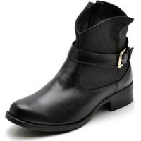 e80b80151 Dafiti. Bota Country Montaria Feminina Top Franca Shoes Preto