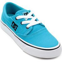 a7009eb2a Tênis Infantil Dc Shoes Flash 2 Tx La Masculino - Masculino-Azul