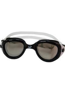 Óculos De Natação Hammerhead Wave Pro Mirror Preto