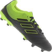 Chuteira Esportiva Adidas Amarela  eb32716aa60e0