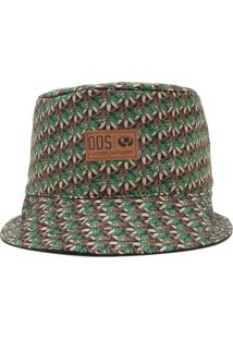 Chapéu Drop Dead Bucket Verde