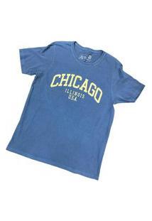 T-Shirt Estonada Chicago