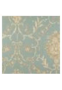 Papel De Parede Adesivo Decoração 53X10Cm Azul -W17305