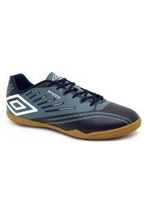 Tênis Indoor Umbro Speed Iv 72112 Marinho