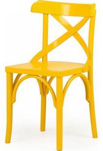 Cadeira Bristol Amarelo 79 Cm (Alt) - 46012 - Sun House