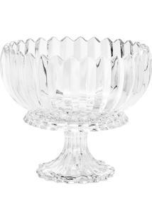 Fruteira Geneva- Cristal- 17,6Xø16,5Cm- Rojemacrojemac