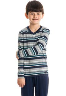 Pijama Luiz Longo Infantil
