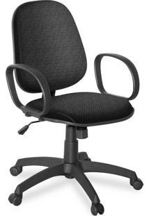 Cadeira Gerente Giratória Braço Corsa Ci