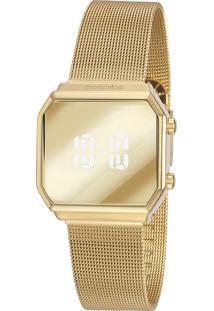 Relógio Analógico Mondaine Feminino - 32121Lpmvde1 Dourado