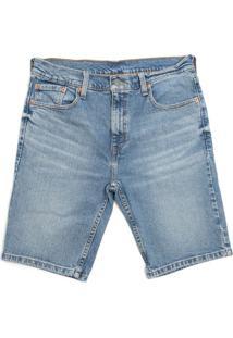 Bermuda Jeans Levis 502 Taper Hemmed - 38