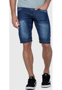 Bermuda Jeans Patria Brasil K5909 Stone - Kanui