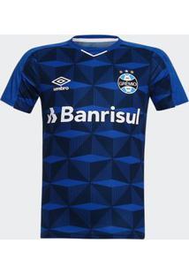 Camisa Umbro Grêmio 2019 Iii Marinho Infantil