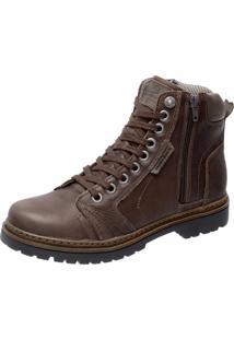Bota Mega Boots 6015 Café