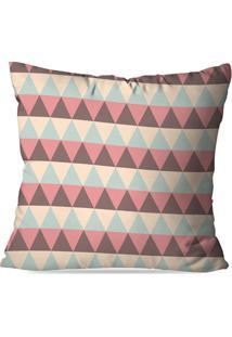 ed48fbad2 Capa De Almofada 45X45Cm Triângulos - Love Decor