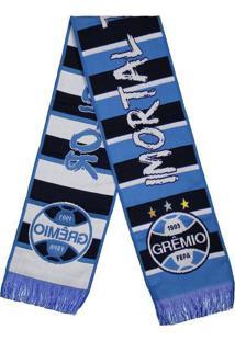 Cachecol Grêmio 4 Estações Escudo