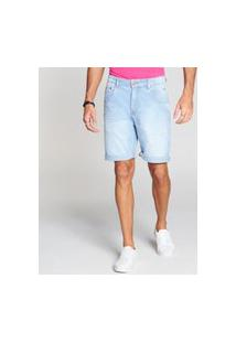 Bermuda Docthos Jeans Hiper Claro Middle Bermuda Docthos Jeans Hiper Claro Middle 163 Jeans Claro 36