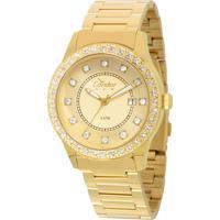 ea6d22ce0f7 Home Relógios Relógios Analógicos Dourado Swarovski