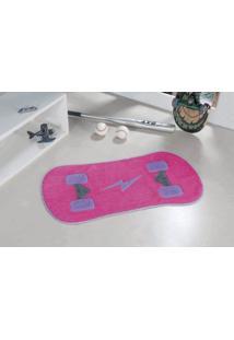 Tapete Guga Tapetes Formato Skate Pink